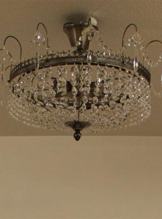 Estelle kristallplafond