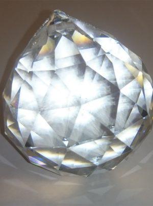Kristallkulor 40-68 mm