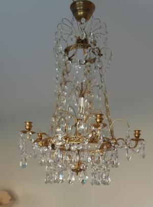 Gustaviansk kristallkrona